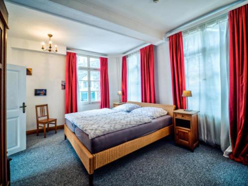 Burgzimmer Schafzimmer 1
